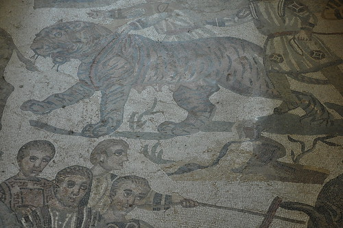 italien sizilien piazzaarmerina mosaiken villaromanadelcasale