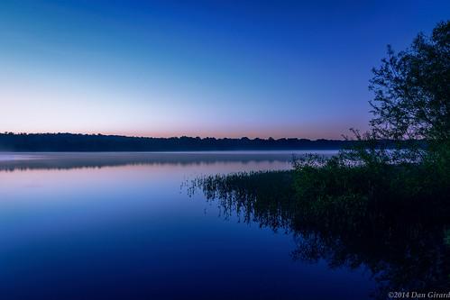 reflection nature water sunrise virginia unitedstates leesburg 2014 loudoncounty dangirardphotography beaverdamreservior