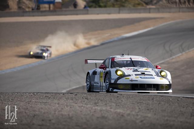 Richard Lietz, Porsche 911 RSR