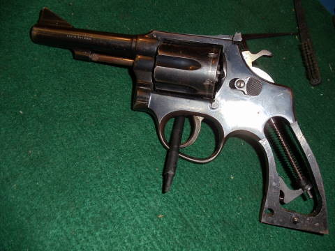 Taurus  38 Special Revolver Before | Matt Lee | Flickr