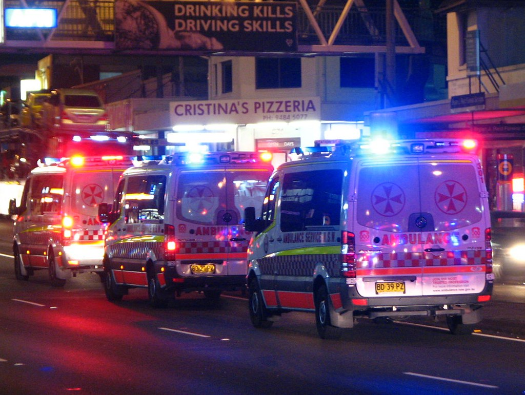 Mercedes Benz Sprinter >> 3 x Ambulance Service NSW Mercedes Benz Sprinter Ambulance… | Flickr