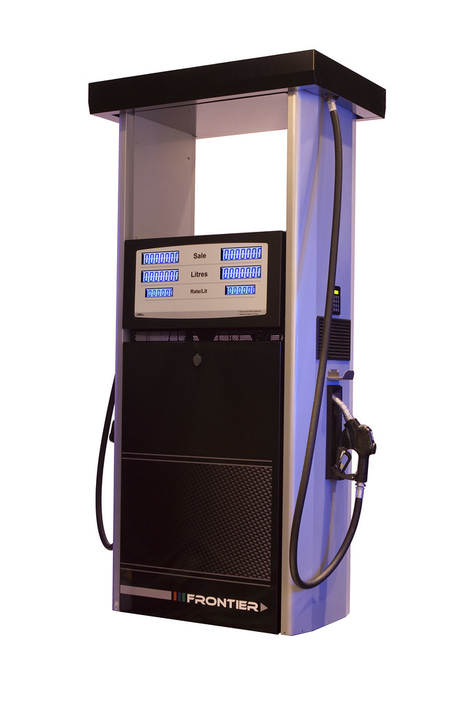 Frontier Fuel Dispenser from Gilbarco Veeder-Root   Get the …   Flickr
