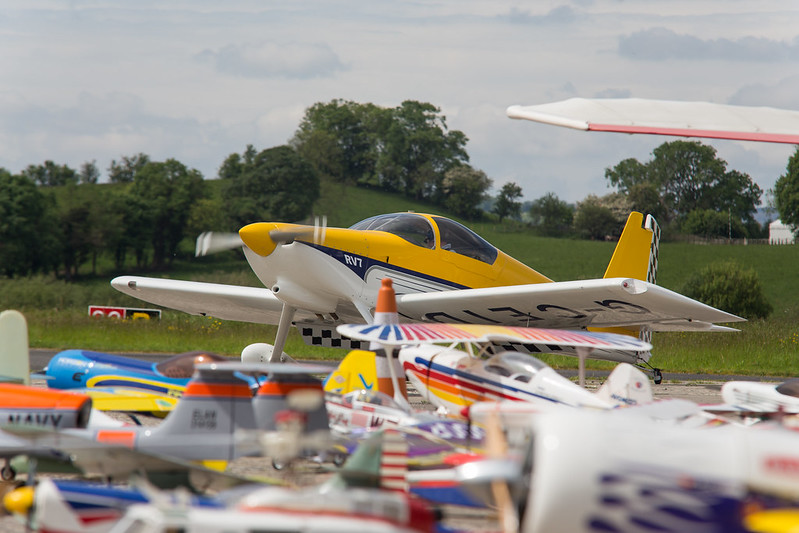 Enniskillen Airport Anniversary Fly-In