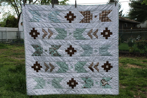 Baby Quilt for Kristy