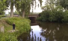 langs rivier de Mark in België