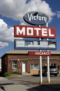 Victory Motel | by David Gallagher