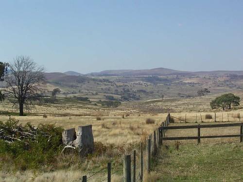 rural derwentvalley hamilton tasmania fields osterley