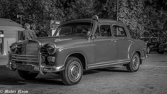 1957 Mercedes-Benz C180