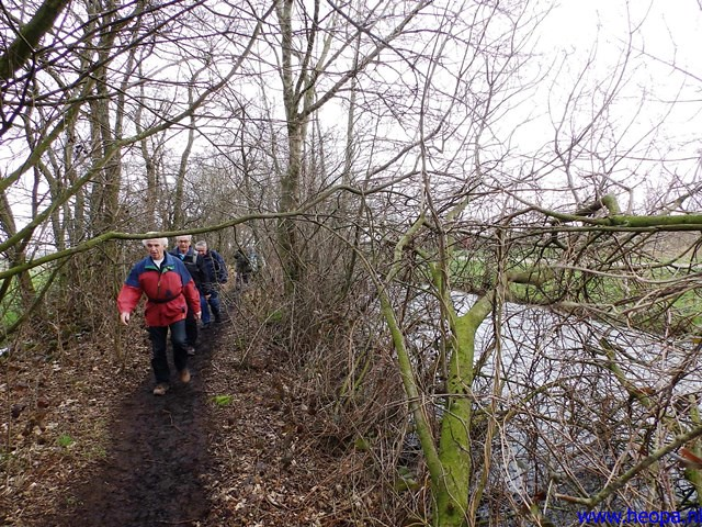 15-02-2014 Woerden 26 Km (25)