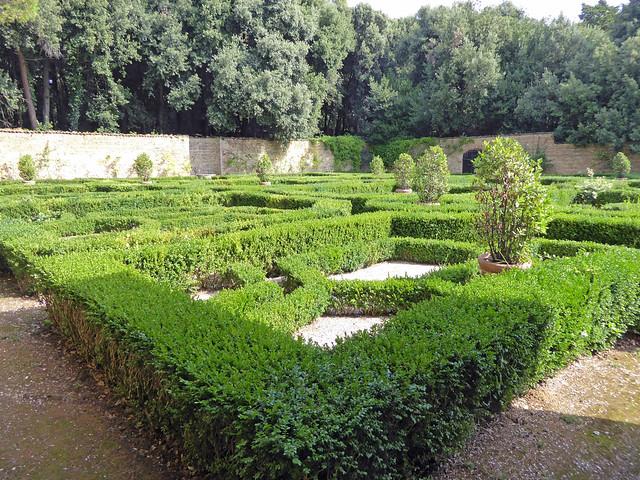 Villa Imperiale near Pesaro (Marche)
