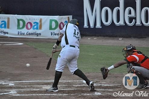 DSC_0004 Pericos de Puebla vs Leones de Yucatán (2do Juego de la Serie) por LAE Manuel Vela