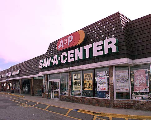 A&P Massapequa,  NY