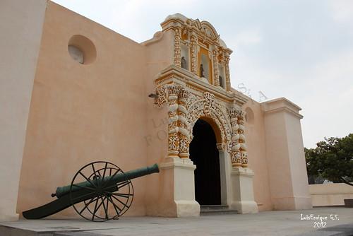iglesia de cholula, puebla