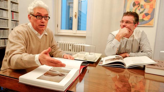 Demetrio & Morten