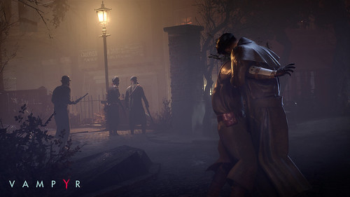 Vampyr1 | by PlayStation Europe