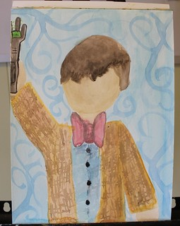 The Eleventh Doctor | by Kiery King