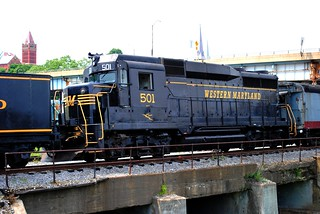 Western Maryland Railway | by Lee Cannon