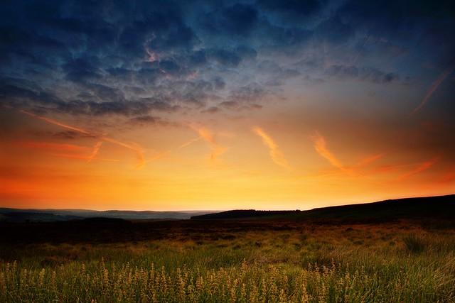 Hell's Sunset