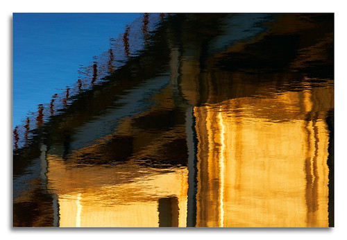 bridge sunset reflection water sunrise river 70200 goldenhour coomera 1ds2 pixelpix canontse24mmf35lii adpotd coomerabridge
