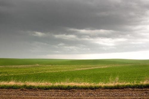 storm green rain southdakota hills siouxfalls