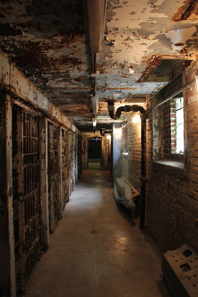 Ohio State Reformatory - Solitary Confinement | The Ohio ...