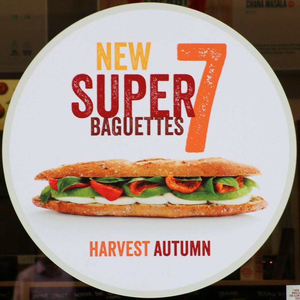 NEW SUPER BAGUETTES