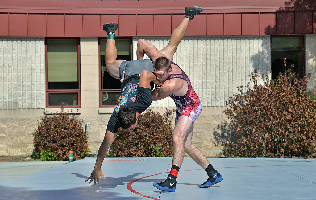SOU Wrestling 1st Annual Outdoor Dual