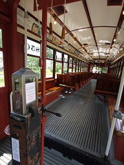日, 2011-06-26 11:56 - The Shore Line Trolley Museum Car 850 : Streetcar named Desire