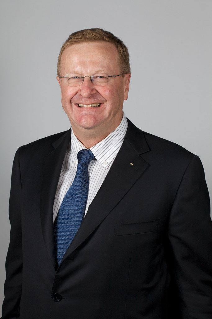 Mr. John Coates, IOC member, EB member, Australia   Mr ...