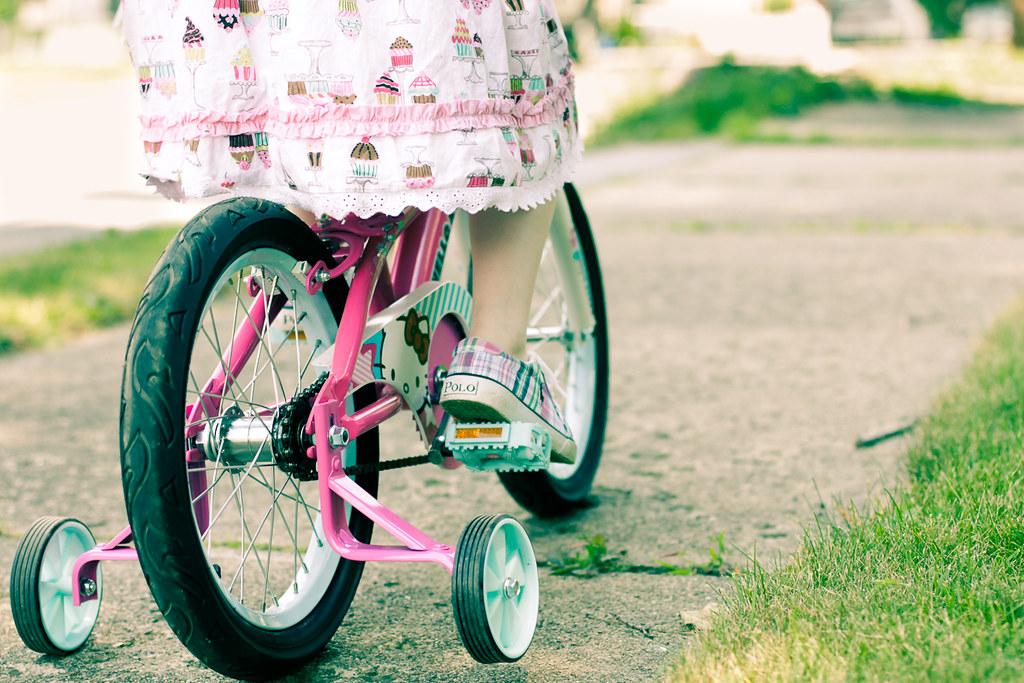 Birthday bike ride