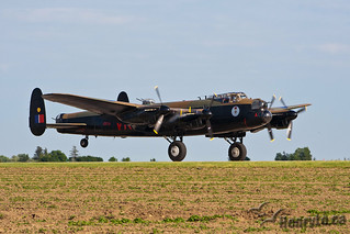 Lancaster leaving the show   by Henry_Lo