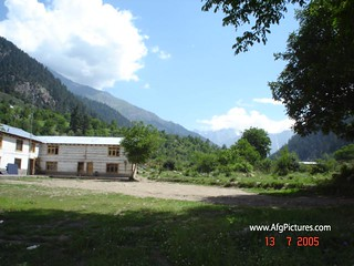 A home in Nuristan