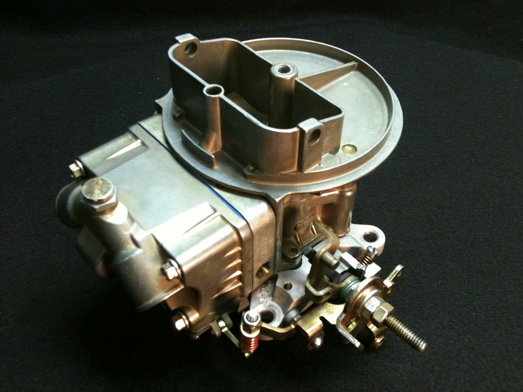 4412 Two Barrel Holley alcohol and gas from TMP Carbs Troy… | Flickr