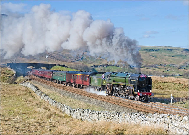 Oliver Cromwell at Aisgill