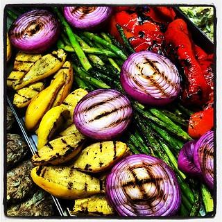 Veggies on the Grill | by Lynn Friedman