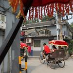 Visiting Beijing by Rickshaw