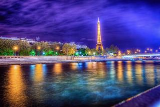 Paris la nuit | by Samantha Decker
