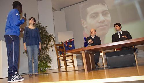 Andrea Agnelli all'Università del Dialogo