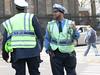 New York – policajti na Broadwayi, foto: Luděk Wellner