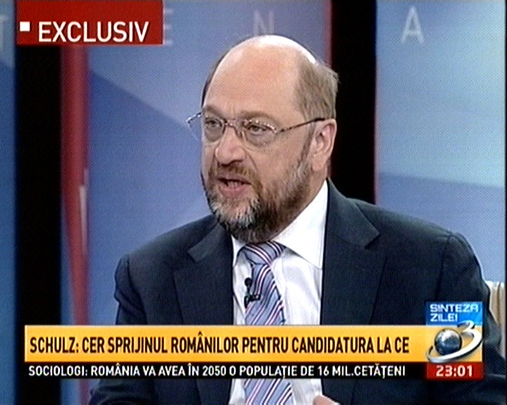 Martin Schulz - Antena 3 | Martin Schulz - Antena 3 | Flickr