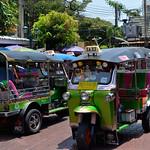 Bangkok, viajefilos en Chinatown 11