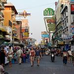 Bangkok, viajefilos en Khaosan Road 19