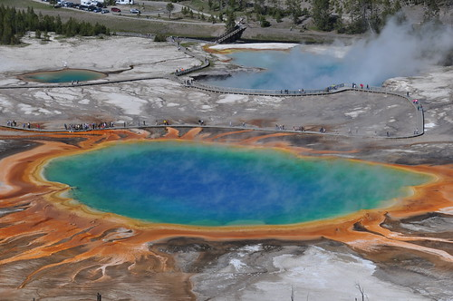 Grand Prismatic Spring (5 June 2013) 57 | by James St. John