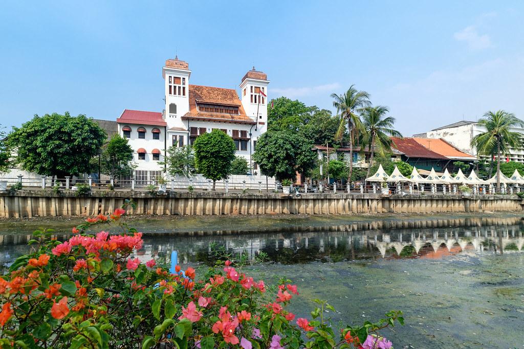 "Jakarta old town, Indonesia | Wiki: Kota Tua Jakarta (""Jakar… | Flickr"