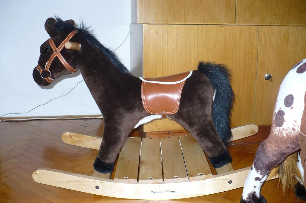 Plush Stuffed Rocking Horse Pony Martin Kuba Flickr