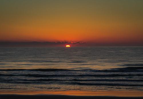 vacation usa reflection beach clouds sunrise us unitedstates florida northamerica waterscape project365 pontevedrabeach 365project saintjohnscounty wavessurf