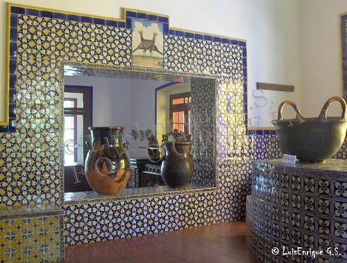 Cocina Ex-Hacienda Chautla - Puebla - México
