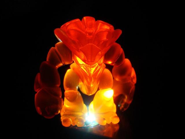 Crayboth Energized