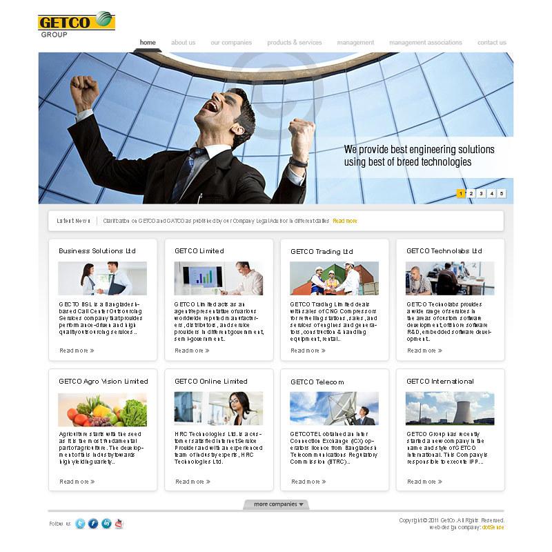 Getco Group (www getco com bd