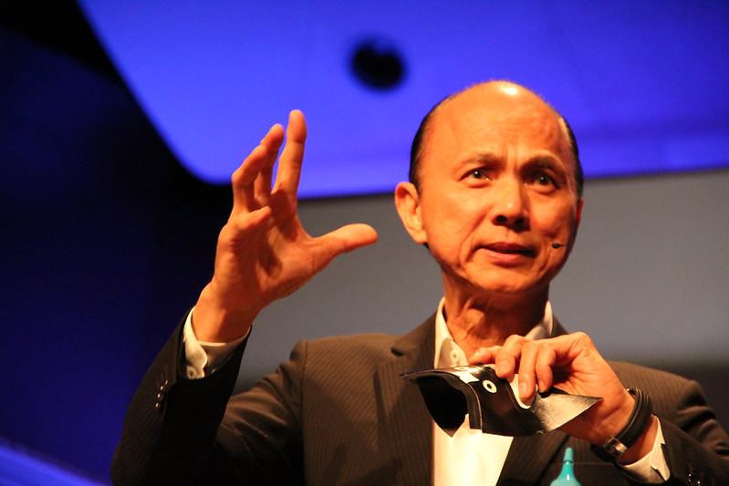 TEDxShanghai Jimmy Choo